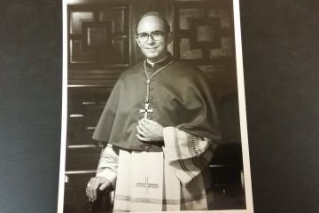 Archdiocese of Cincinnati Archbishop Joseph L. Bernardin (CT/Archived Photo)
