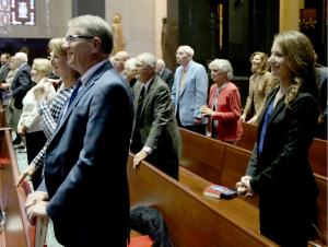 Legatus Anniversary Mass at Cathedral (CT/Photo)