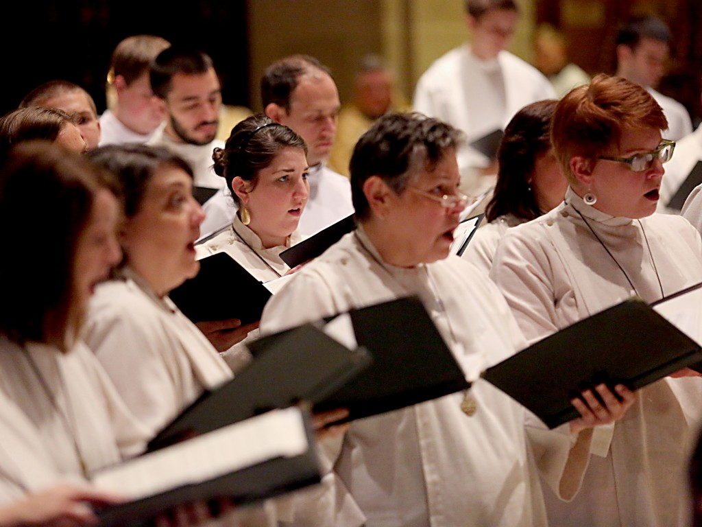2016 December Lessons and Carols. (Photo by E.L. Hubbard)