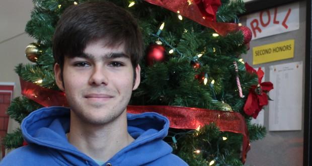 Andrew Adam Bishop Fenwick Student (Courtesy Photo)