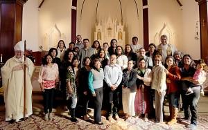 VLCFF group - University of Dayton program online. (CT Photo/E.L. Hubbard)