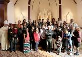 (CT Photo/E.L. Hubbard) Echoes of Faith graduates- (under Fr. Rodolfo)