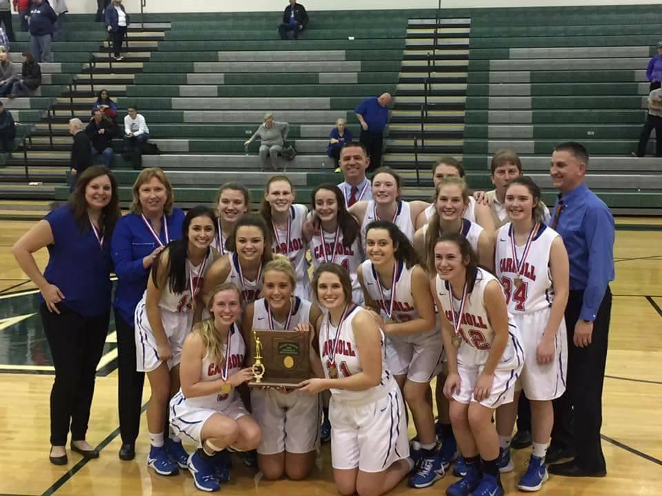 Carroll High School District Women's Champions