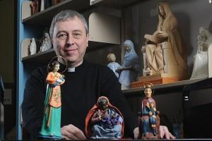 Rev. François Rossier, S.M (Courtesy Photo)