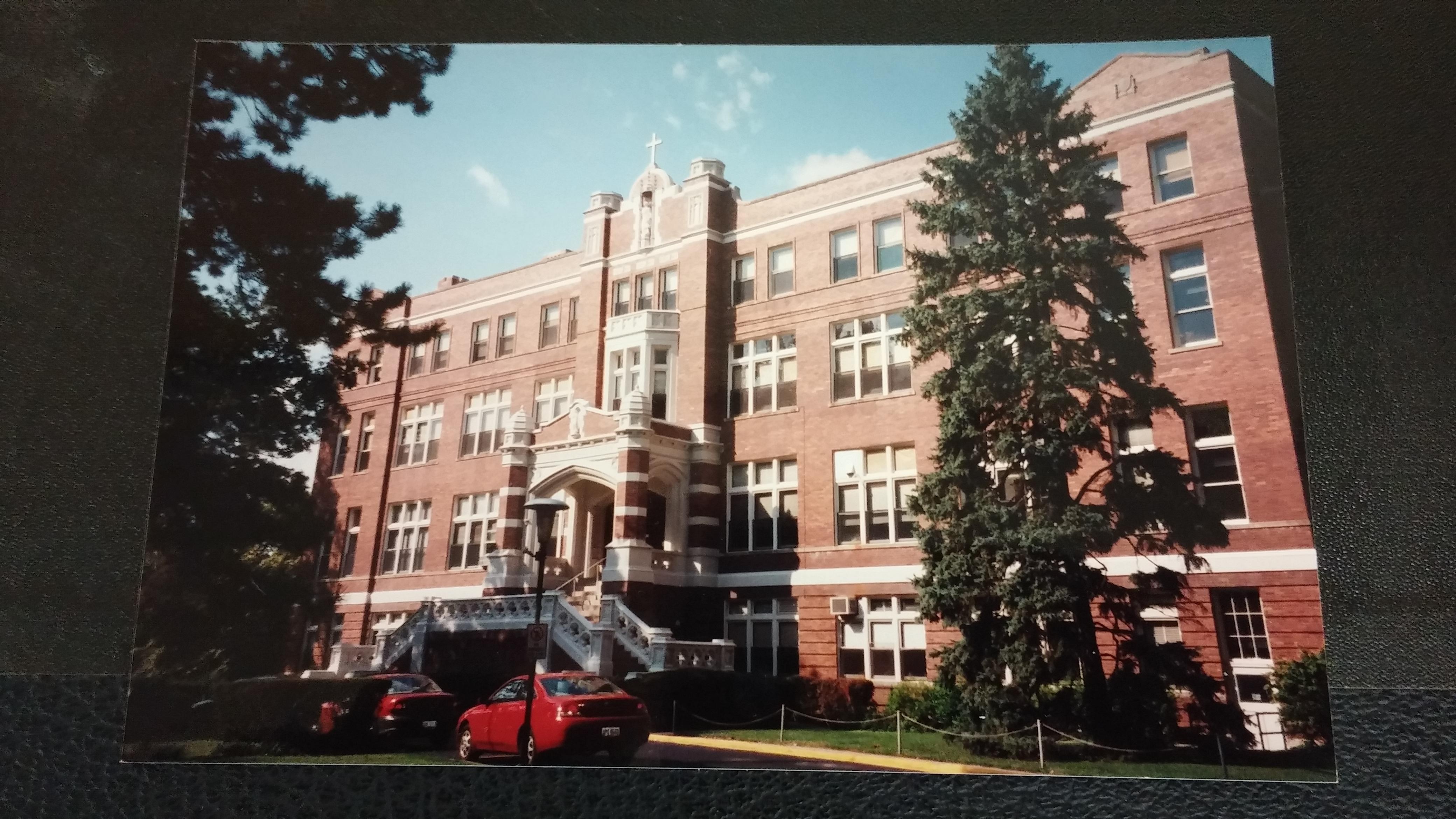 Mother of Mercy High School