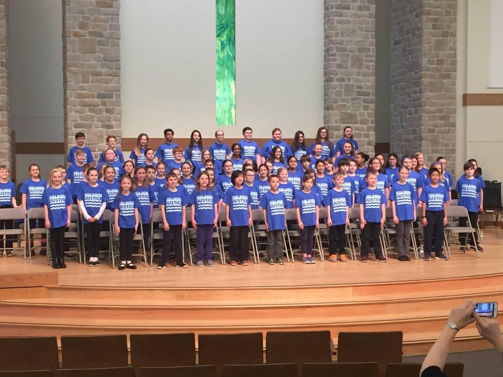 St. Maximilian Kolbe Children's Chorus