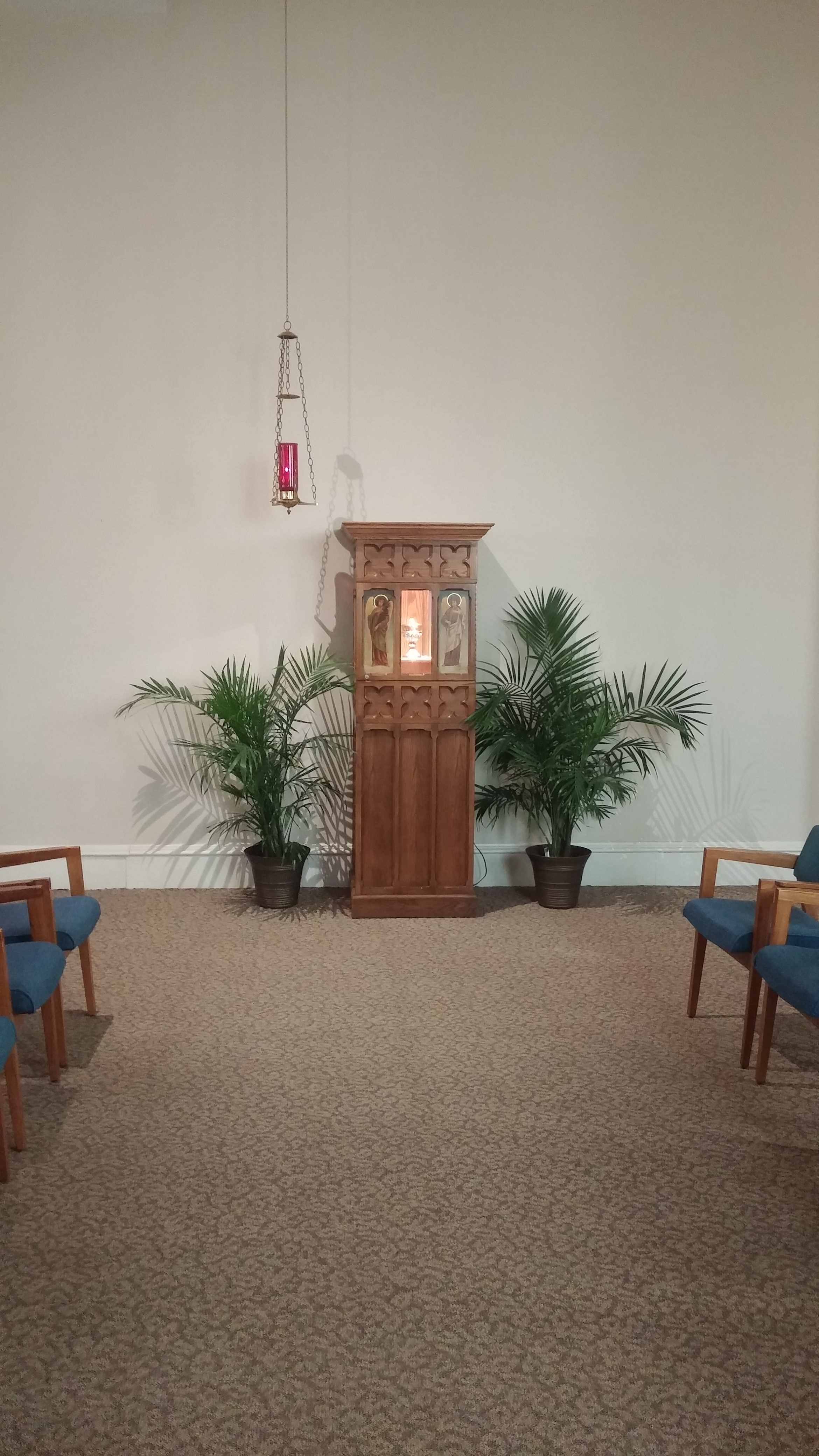 St. Anthony Shrine Tabernacle (Greg Hartman/CT Photo)
