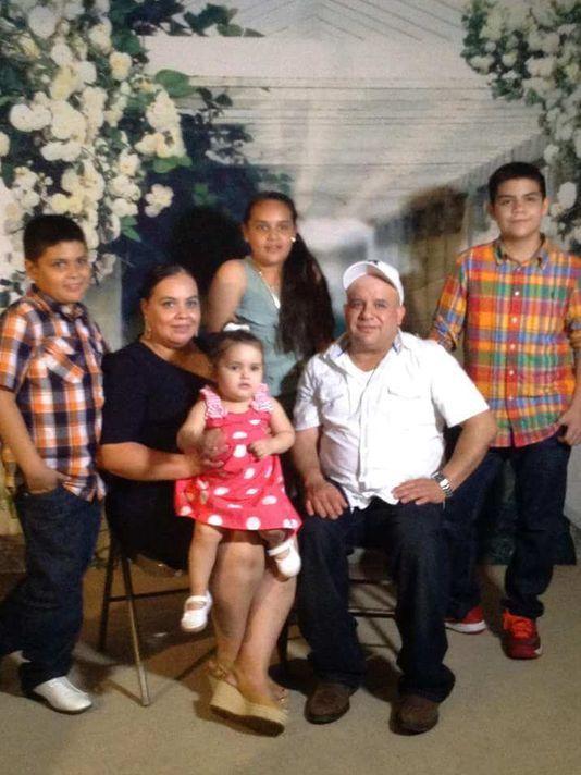 The Diaz Family (File Photo)