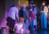 Badin High School presented Annie