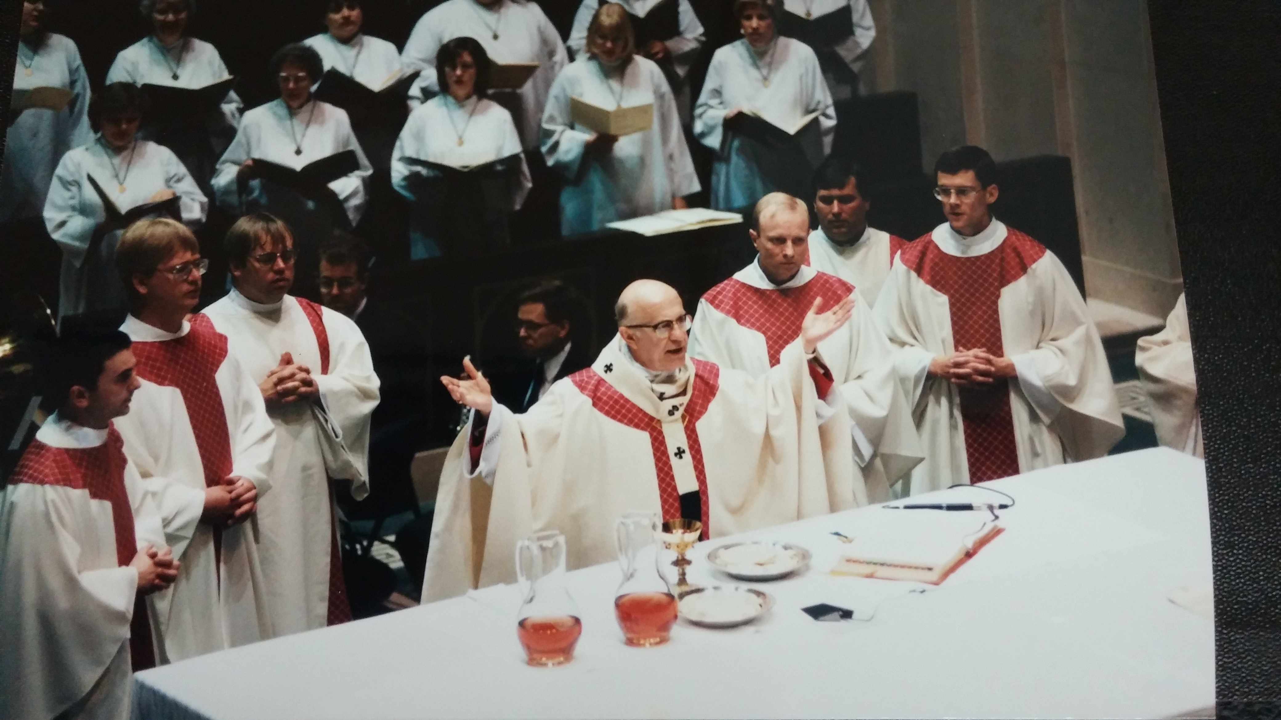 Archbishop Pilarczyk Eucharistic Prayer.