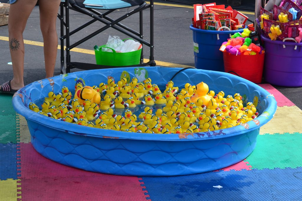 You guessed it, a duck pond (CT Photo/Greg Hartman)