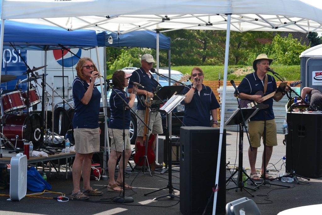 Entertainment abounded at the 2017 edition of the St. Maximilian Kolbe Festival (CT Photo/Greg Hartman)