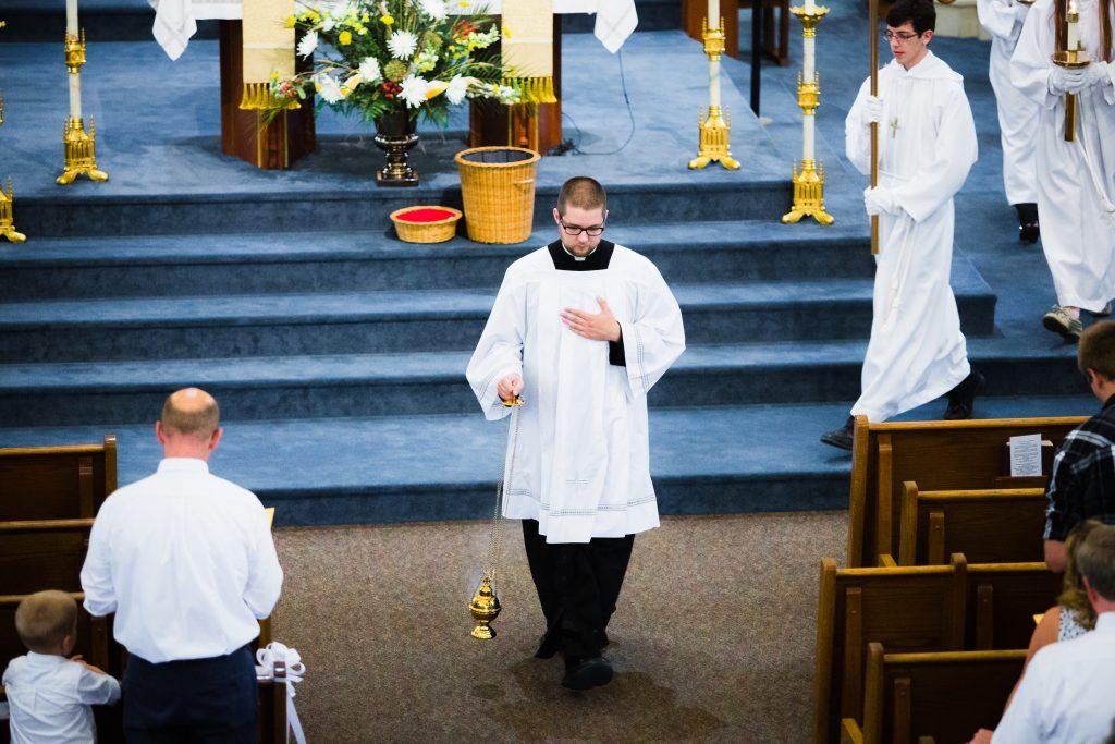 Celebrating 150 Years at Holy Trinity Coldwater (Courtesy Photo)