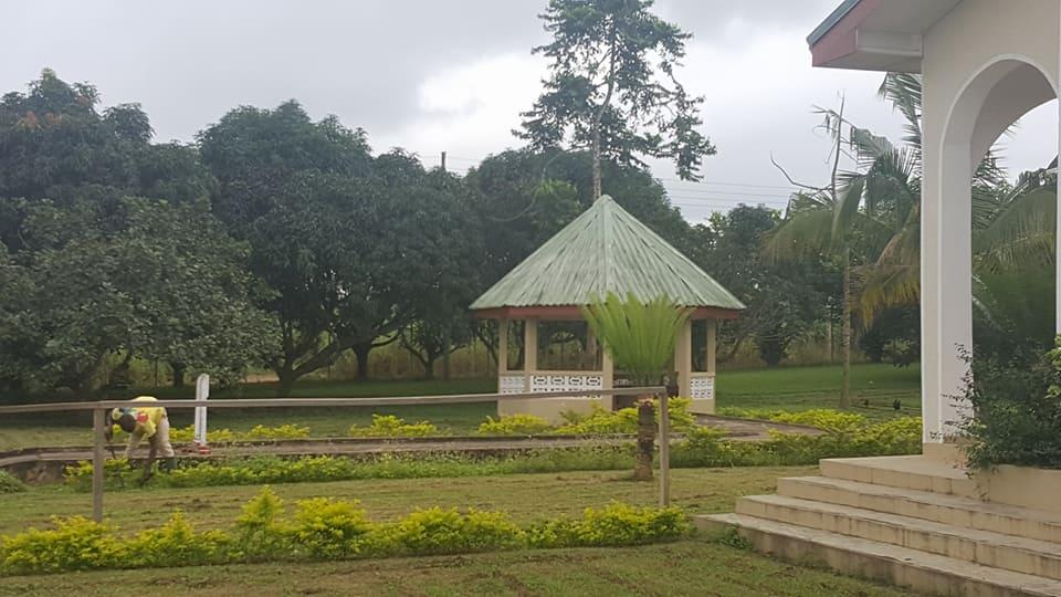 Jasikan Pastoral Center (Courtesy Photo)