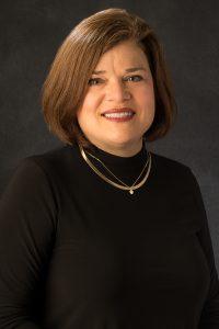Patty Ragio, President of Mercy McAuley High School.