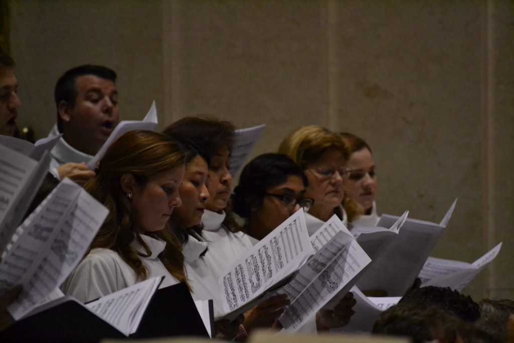 The Choir of St. Peter in Chains Cathedral (CT Photo/Greg Hartman)
