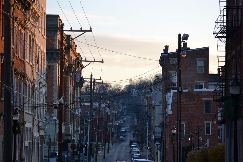 Morning in the OTR (CT Photo/Greg Hartman)