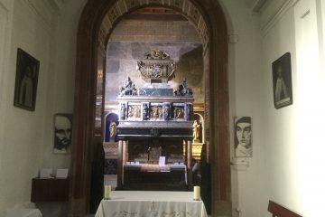 Tomb of St. John of the Cross, Spain (CT Photo/Greg Hartman)