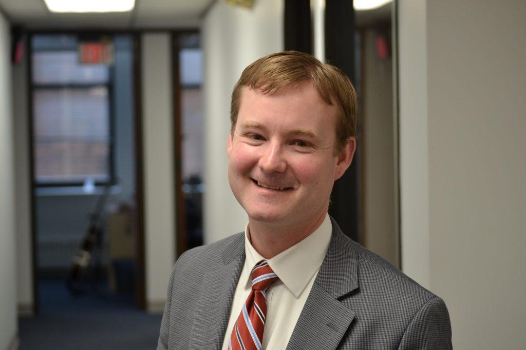 David Kissell Director of the Office of Stewardship, Archdiocese of Cincinnati (CT Photo/Greg Hartman)