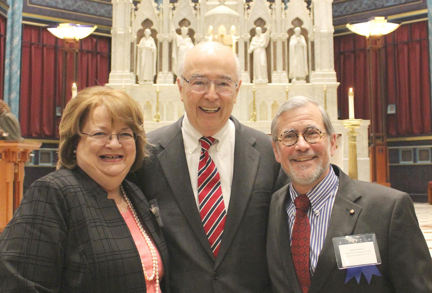 Bill Burleigh honored as Catholic journalist – Catholic