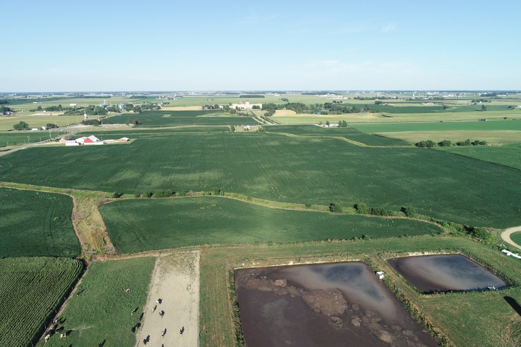 Wonderful views of our farms in the Archdiocese of Cincinnati. (Photo by Tom Kueterman)