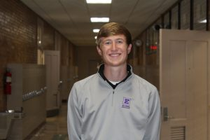 Parker Niehaus Elder High School National Merit Semifinalist (Courtesy Photo)