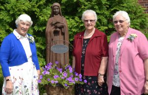 60 Years - S. Mary Ann Stoffregen, S. Laurina Schneider and S. Joan Schwacke