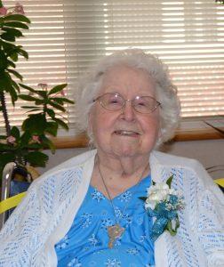 Sister Irvin Marie Kreimer
