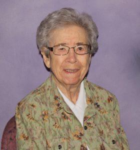 Sister John Miriam Jones