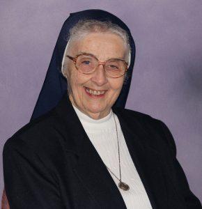 Sister Benedicta Mahoney