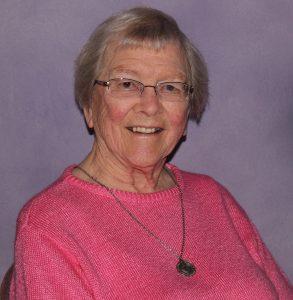 Sister Bernadette Marie Shumate