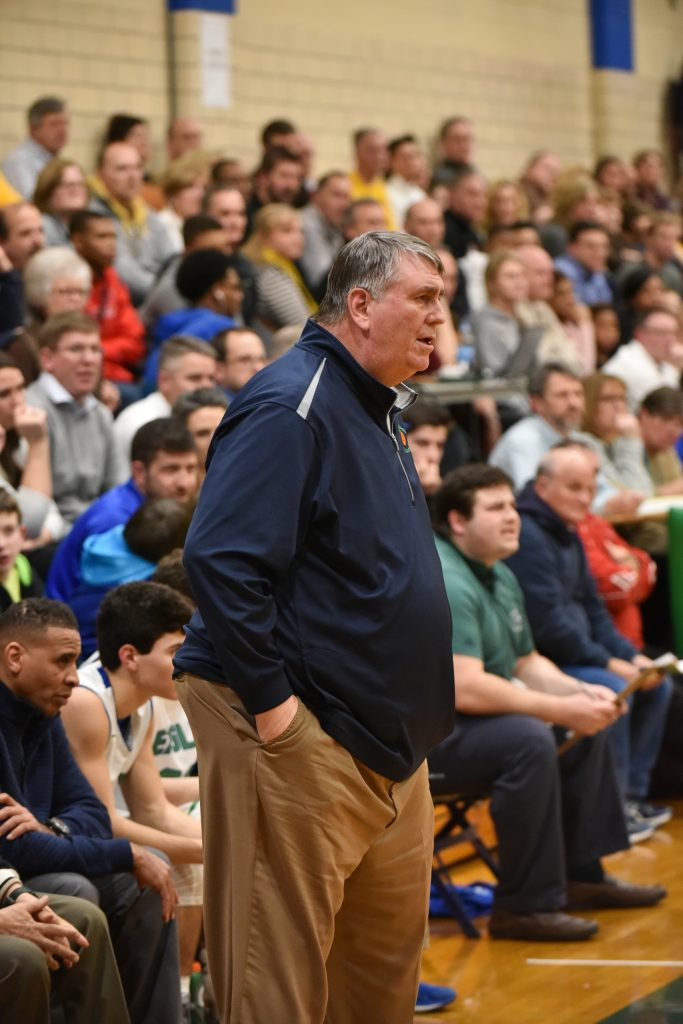 Coach Joe Staley, Game Day (Courtesy Photo)