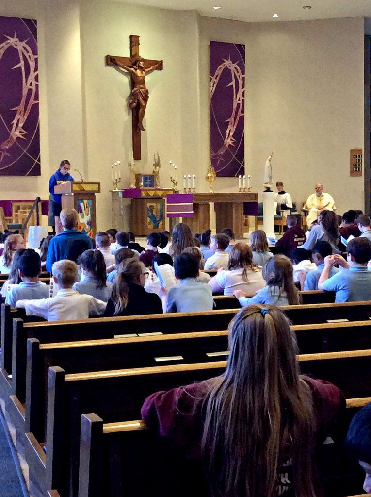 St. Peter School, in Dayton Region  XII (Courtesy Photo)