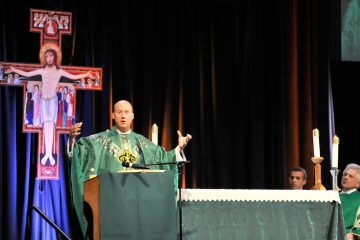 Father Dave Pivonka, new President of Franciscan University on Steubenville (Courtesy Photo)