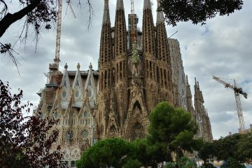 Sagrada Familia (CT Photo/Greg Hartman)