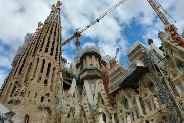 Sagrada Familia (CT Photo/Greg Hartman)