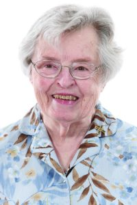 Sister Mary Buckley, SNDdeN August 15, 1925 – July 17, 2019