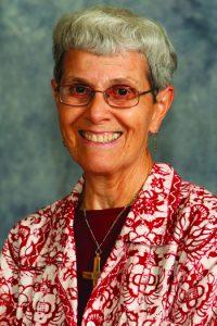 Sister Mary Milano, SNDdeN October 27, 1931 – July 21, 2019