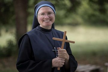 Sr. Mary Gianna Thornby, DLJC. Courtesy Photo.