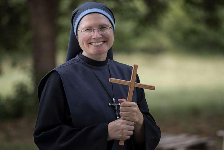 Sr. Mary Gianna Thornby, DLJC. Courtesy Photo.