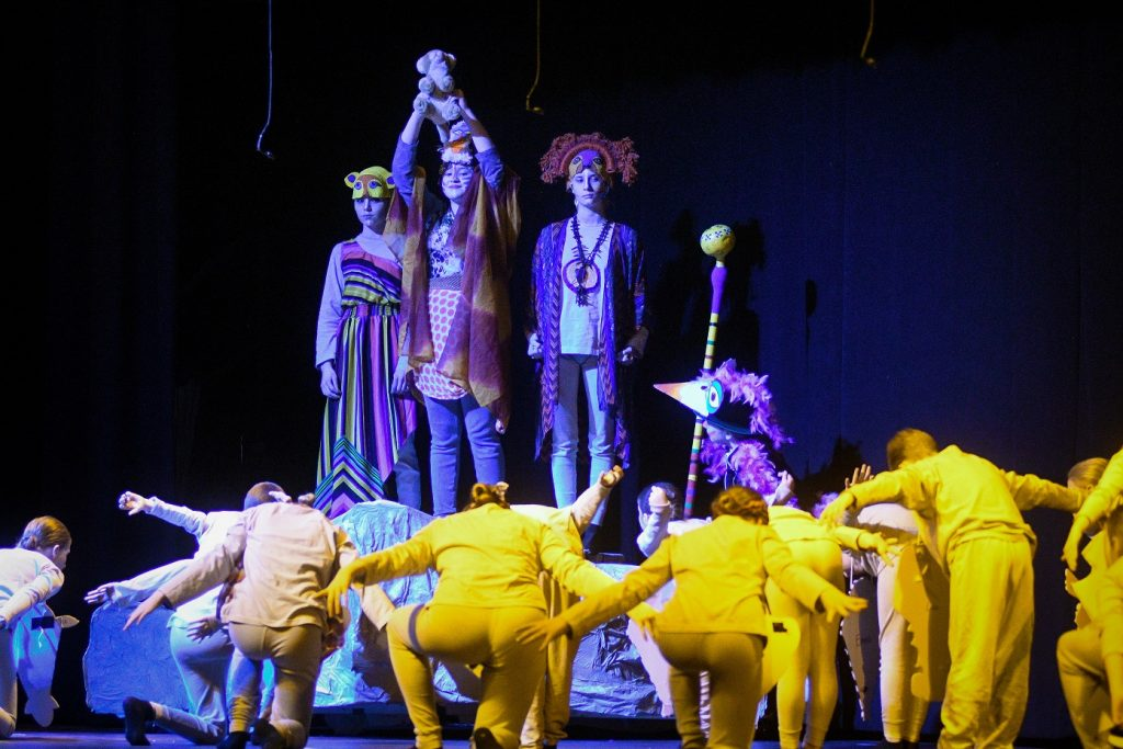 Students at St. John XXIII Catholic School in Middletown are preparing for their Spring Musical. Following last year's successful run of The Lion King, Jr., this year students will perform The Wizard of Oz on March 27, 28 and 29. All are welcome!