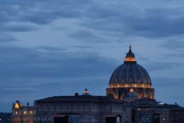 St. Peter's Basilica. Credit: Marco Mancini/CNA