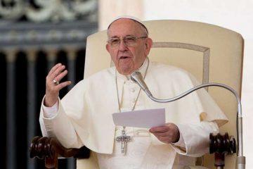 Pope Francis. Credit: Daniel Ibanez/CNA.