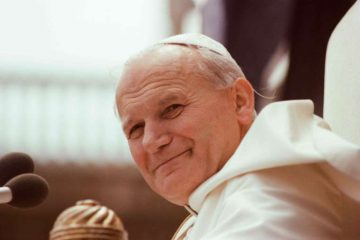Pope St. John Paul II in 1979. Credit: L'Osservatore Romano