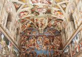 A view of the Vatican's Sistine Chapel. Credit: Bohumil Petrik/CNA.