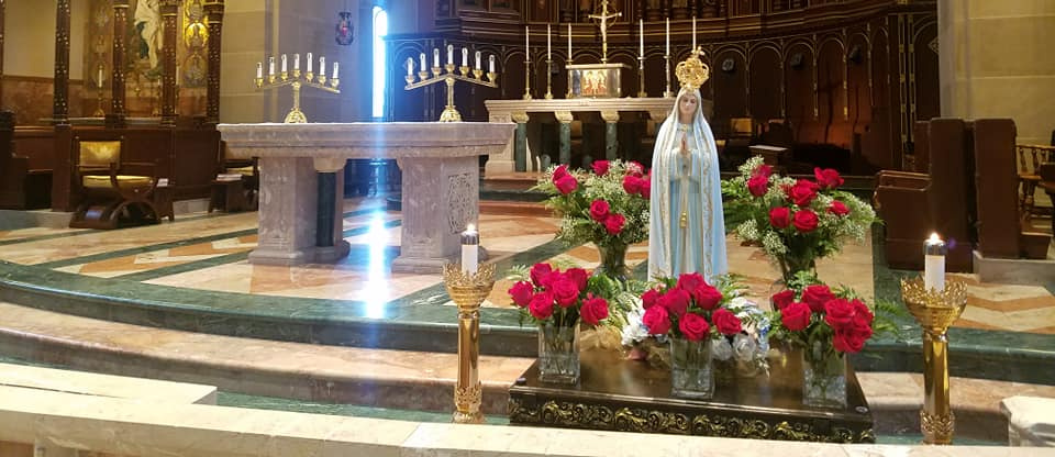 Archdiocese Marian Pilgrimage