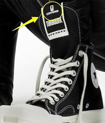Catholic exorcist says Converse pentagram shoes 'create a fascination with evil'